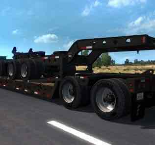 Мод Heavy Haul Equipments  для Американ Трек Симулятор 2 (ATS)