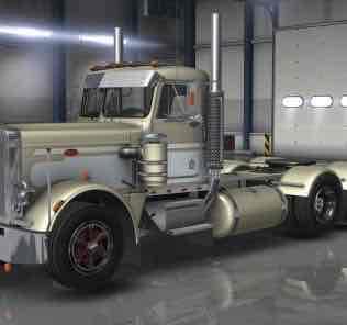 Мод Peterbilt_359_Changeable Metallic 2  для Американ Трек Симулятор 2 (ATS)
