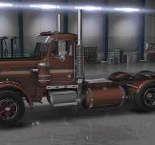 Мод Peterbilt_359_Changeable Metallic 3  для Американ Трек Симулятор 2 (ATS)