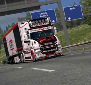 Мод Physics For Scania T & RS all chassis and Cabin  для Евро Трек Симулятор 2 (ETS 2)