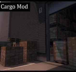 Мод Terapso Cargo Mod  для Американ Трек Симулятор 2 (ATS)