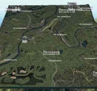 Мод Карта «20 - Юбилейная» для SpinTires v03.03.16