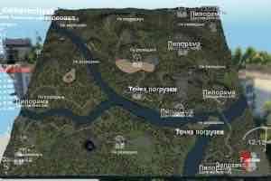 Мод Карта «Дальнереченск» для SpinTires v03.03.16