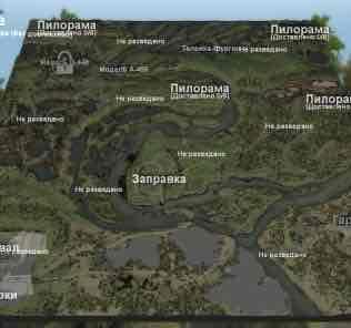 Мод Карта «Динамитный: Начало» для SpinTires v03.03.16