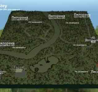 Мод Карта «Для Друзей» для SpinTires v03.03.16