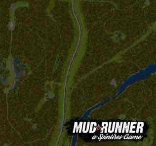 Мод Карта 35 Регион 2 для SpinTires MudRunner v18.05.21